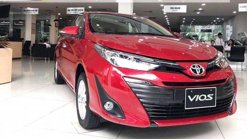 Chi phí bảo dưỡng định kỳ xe Toyota Vios theo các mốc KM - Ảnh 2