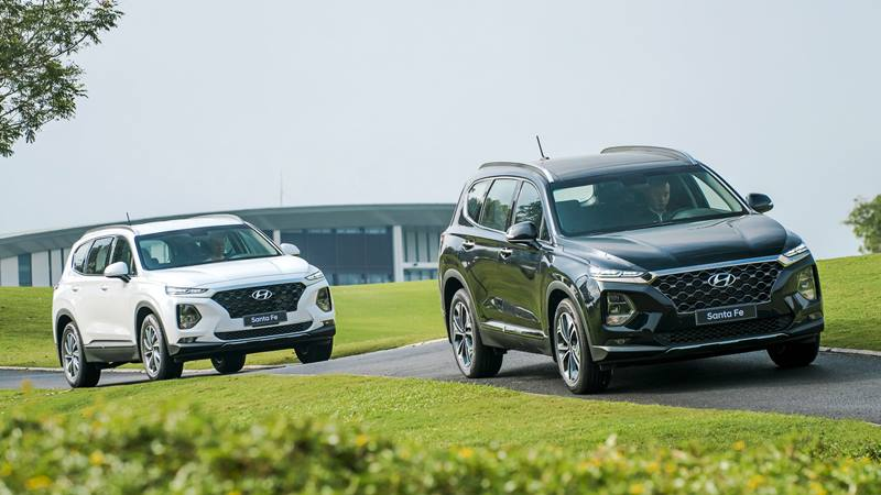 Xe SUV Hyundai Santa Fe, Tucson và KONA tăng bảo hành lên 5 năm - Ảnh 1