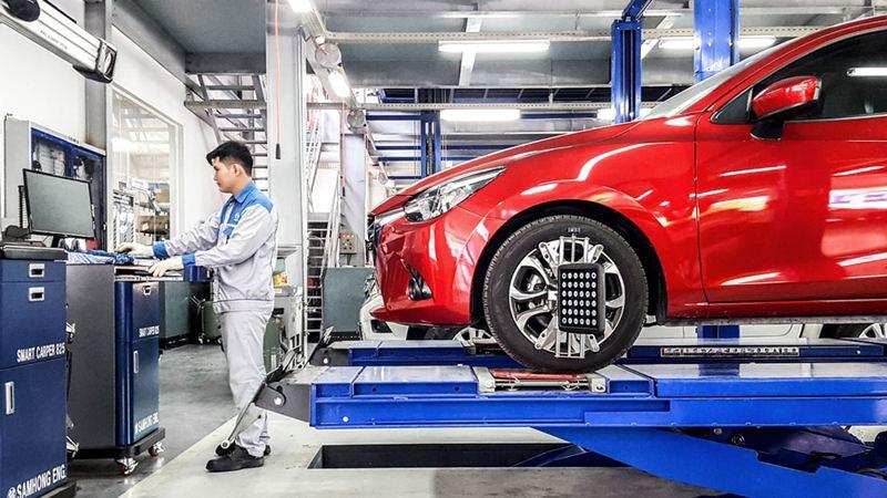 Bảng giá dịch vụ bảo dưỡng định kỳ xe Mazda tại Việt Nam - Ảnh 1