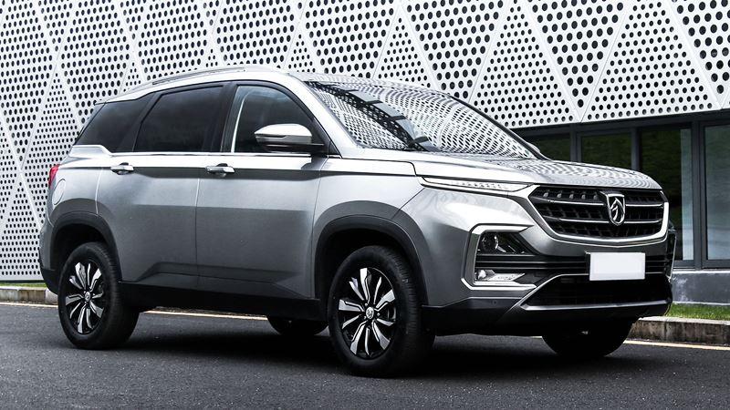 Chevrolet Captival 2019 hoàn toàn mới - xe Trung Quốc Baojun 530 - Ảnh 2