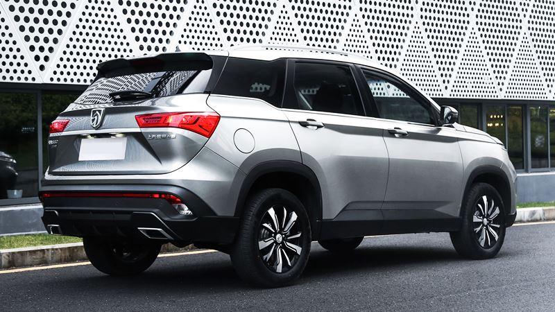 Chevrolet Captival 2019 hoàn toàn mới - xe Trung Quốc Baojun 530 - Ảnh 3
