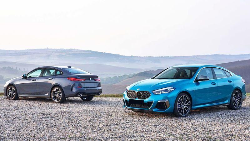 Xe thể thao BMW 2-Series Gran Coupe 2020 hoàn toàn mới - Ảnh 1