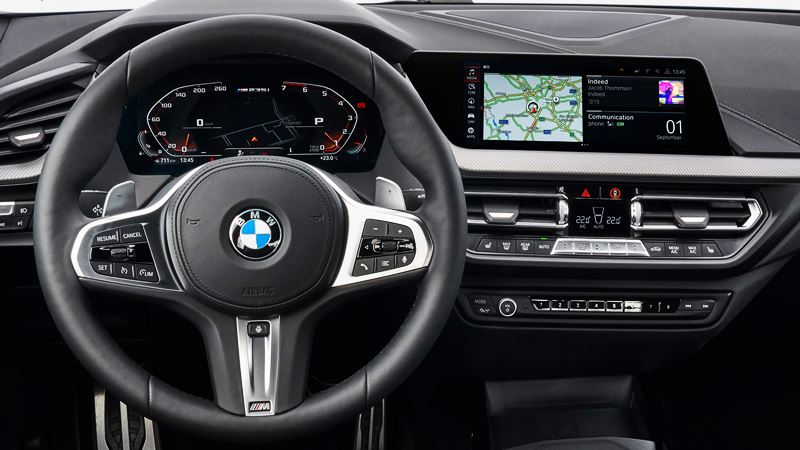 Xe thể thao BMW 2-Series Gran Coupe 2020 hoàn toàn mới - Ảnh 8