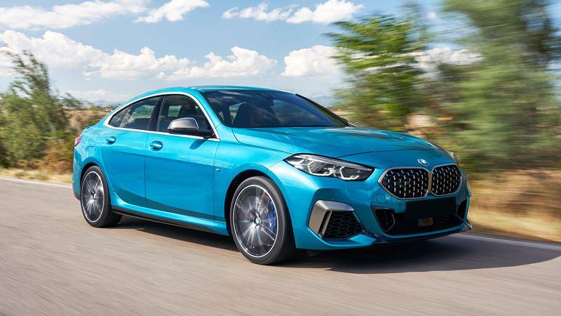 Xe thể thao BMW 2-Series Gran Coupe 2020 hoàn toàn mới - Ảnh 11
