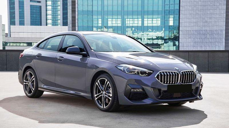 Xe thể thao BMW 2-Series Gran Coupe 2020 hoàn toàn mới - Ảnh 2