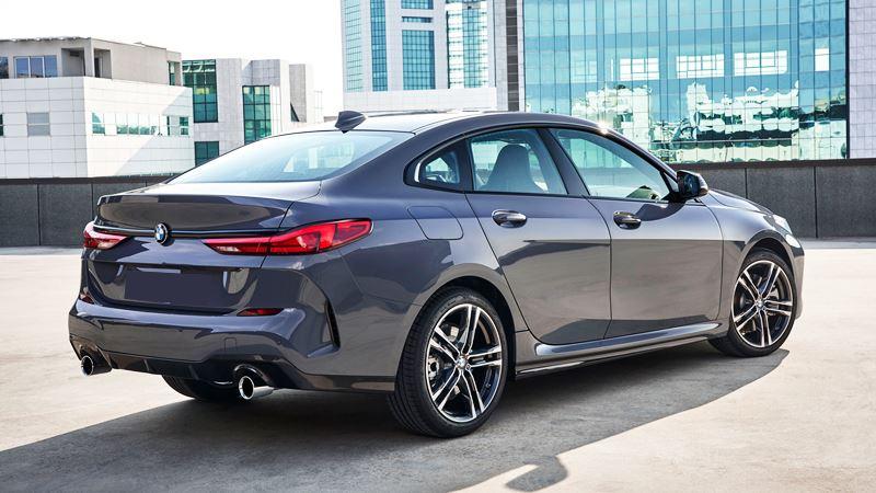 Xe thể thao BMW 2-Series Gran Coupe 2020 hoàn toàn mới - Ảnh 3