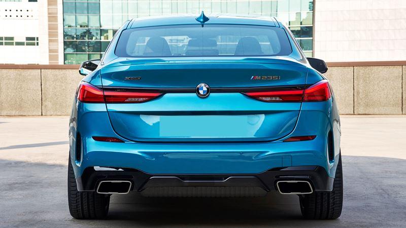 Xe thể thao BMW 2-Series Gran Coupe 2020 hoàn toàn mới - Ảnh 6