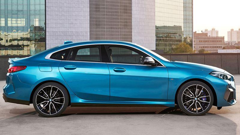 Xe thể thao BMW 2-Series Gran Coupe 2020 hoàn toàn mới - Ảnh 5