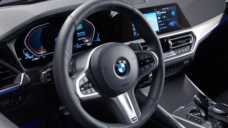 BMW 3-Series 2019 thế hệ hoàn toàn mới chính thức ra mắt  - Ảnh 6