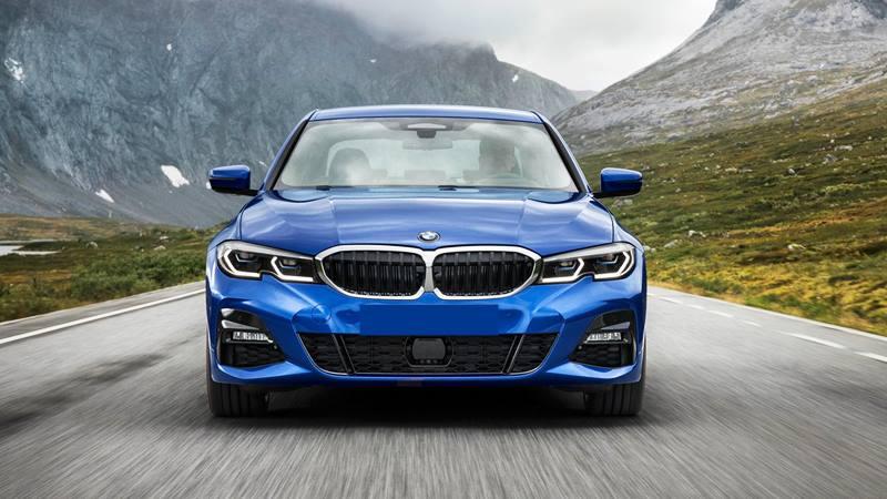 BMW 3-Series 2019 thế hệ hoàn toàn mới chính thức ra mắt  - Ảnh 2