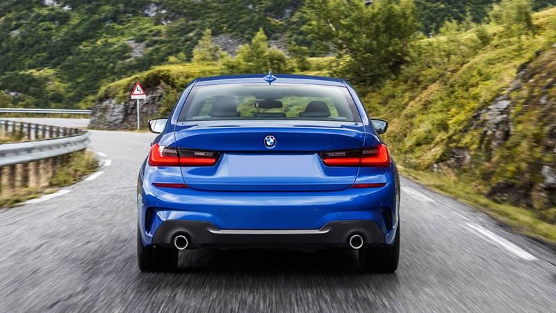 BMW 3-Series 2019 thế hệ hoàn toàn mới chính thức ra mắt  - Ảnh 3