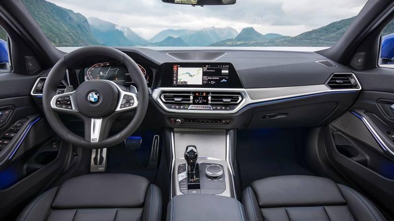 BMW 3-Series 2019 thế hệ hoàn toàn mới chính thức ra mắt  - Ảnh 5