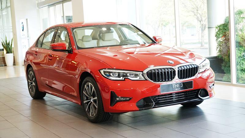 Chi tiết thông số và trang bị xe BMW 3-Series 2020 tại Việt Nam - Ảnh 1