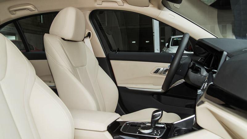 BMW 3-Series tại Việt Nam có thêm bản giá rẻ BMW 330i Sport Line - Ảnh 8