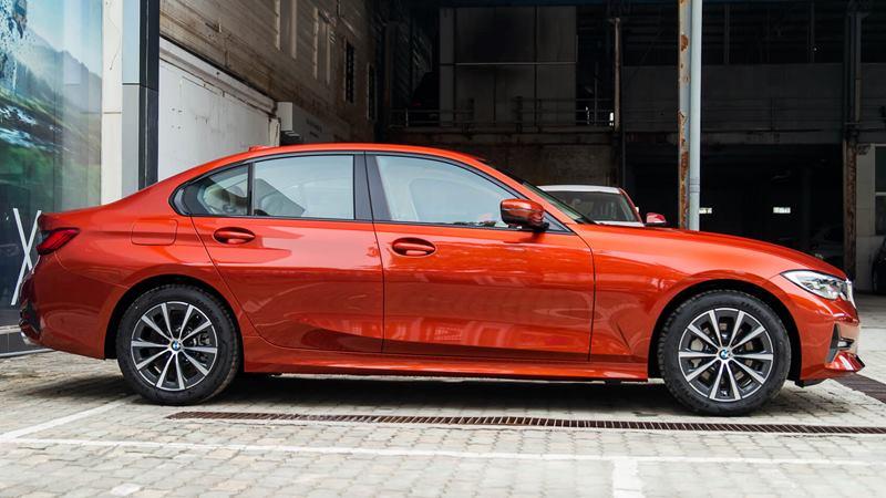BMW 3-Series tại Việt Nam có thêm bản giá rẻ BMW 330i Sport Line - Ảnh 4