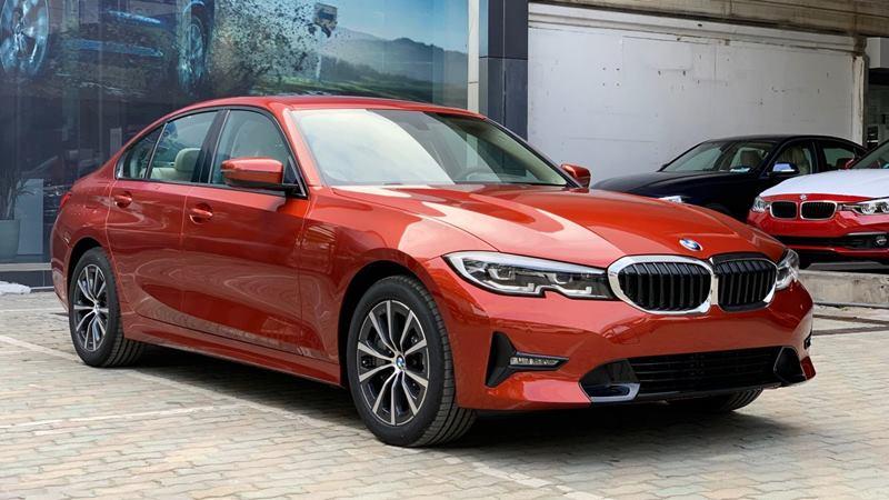 So sánh khác biệt hai phiên bản BMW 330i Sportline và 330i M Sport - Ảnh 2