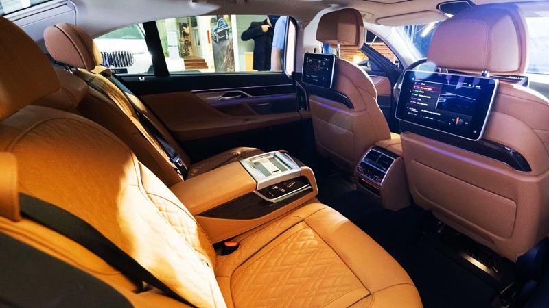 Thông số và trang bị xe BMW 7-Series 2020 - 740Li LCI tại Việt Nam - Ảnh 6