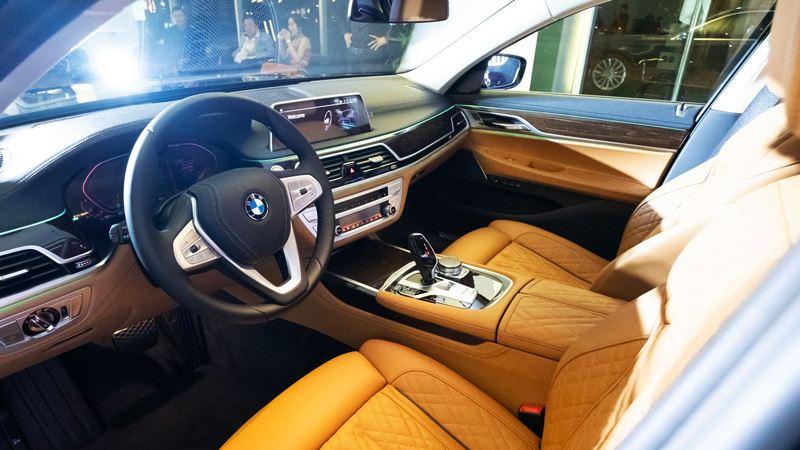 Thông số và trang bị xe BMW 7-Series 2020 - 740Li LCI tại Việt Nam - Ảnh 5