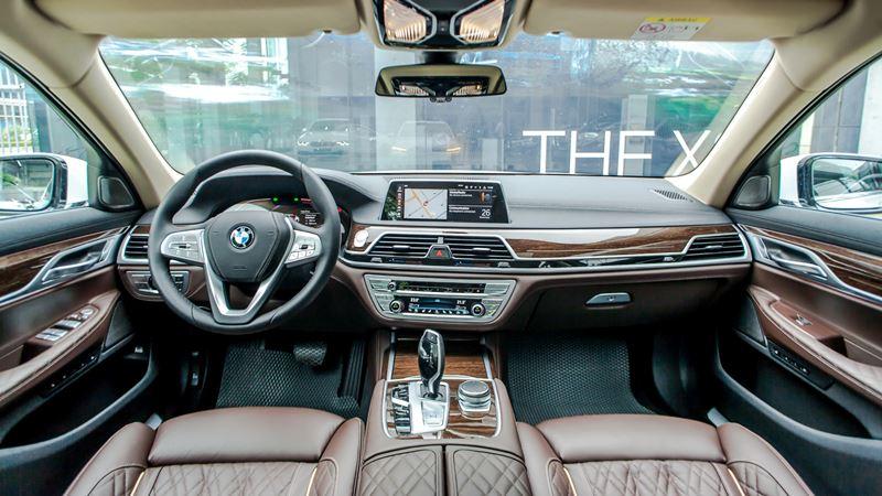 Thông số và trang bị xe BMW 7-Series 2020 - 740Li LCI tại Việt Nam - Ảnh 4