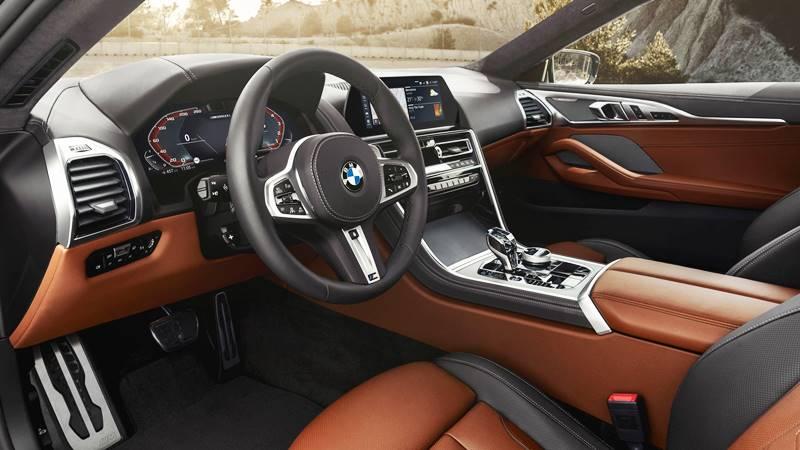 BMW 8-Series Coupe 2019 hoàn toàn mới - M840d xDrive và M850i xDrive - Ảnh 8
