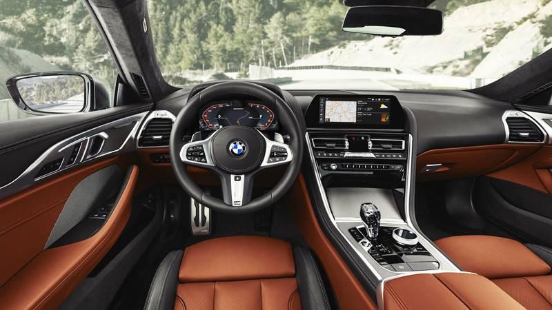 BMW 8-Series Coupe 2019 hoàn toàn mới - M840d xDrive và M850i xDrive - Ảnh 7