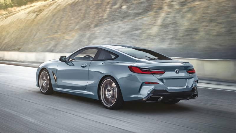 BMW 8-Series 2019 chính thức lộ diện với động cơ V8 523 mã lực - Hình 2