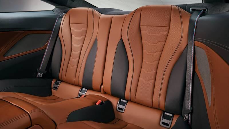 BMW 8-Series Coupe 2019 hoàn toàn mới - M840d xDrive và M850i xDrive - Ảnh 9