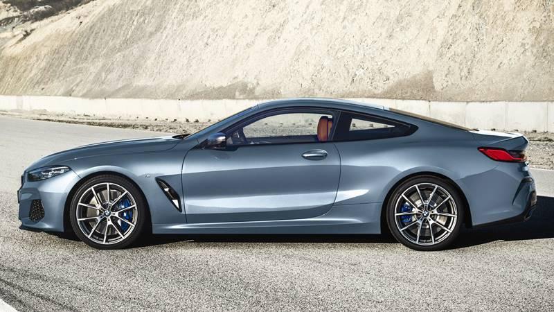 BMW 8-Series Coupe 2019 hoàn toàn mới - M840d xDrive và M850i xDrive - Ảnh 10
