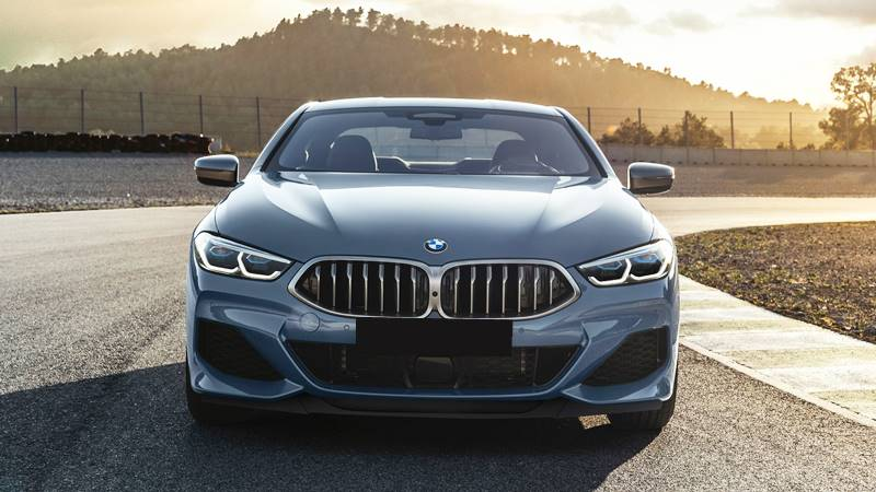 BMW 8-Series Coupe 2019 hoàn toàn mới - M840d xDrive và M850i xDrive - Ảnh 2