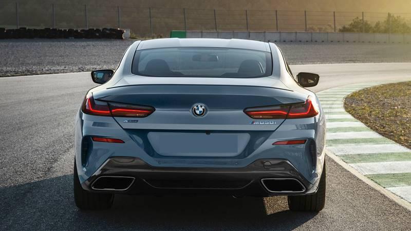 BMW 8-Series Coupe 2019 hoàn toàn mới - M840d xDrive và M850i xDrive - Ảnh 3