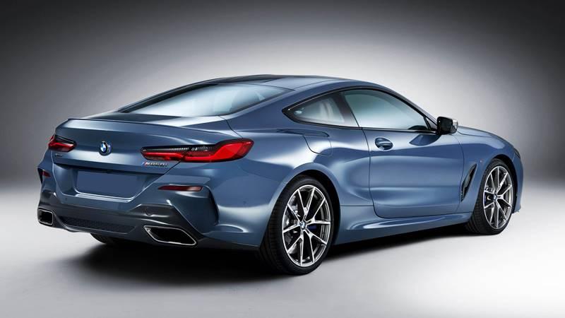 BMW 8-Series Coupe 2019 hoàn toàn mới - M840d xDrive và M850i xDrive - Ảnh 5