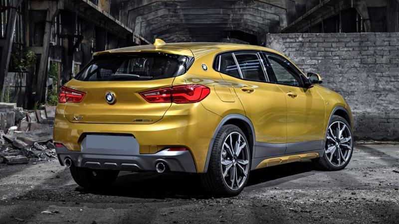 BMW X2 2019 có giá bán từ 39.395 USD - Ảnh 2