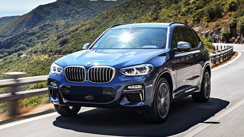 Đánh giá xe BMW X3 2018 hoàn toàn mới - Ảnh 23