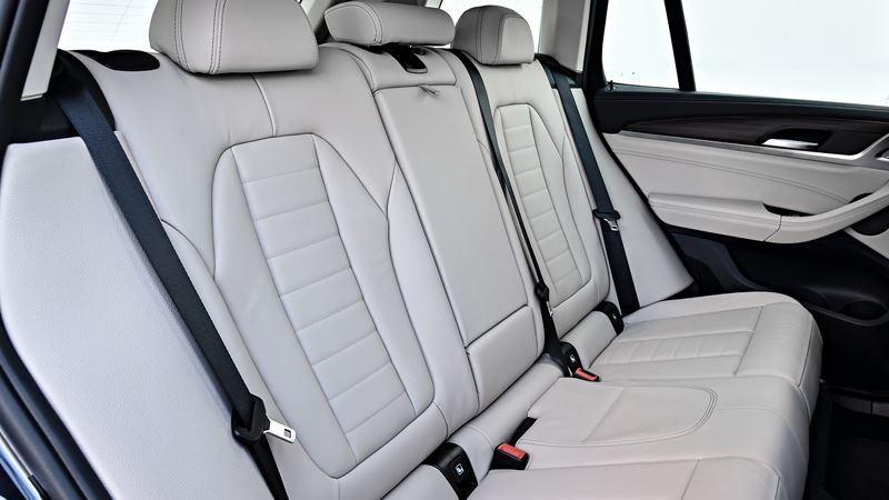 Đánh giá xe BMW X3 2018 hoàn toàn mới - Ảnh 17