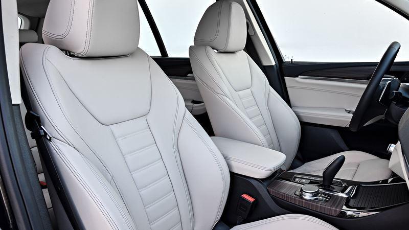 Đánh giá xe BMW X3 2018 hoàn toàn mới - Ảnh 16