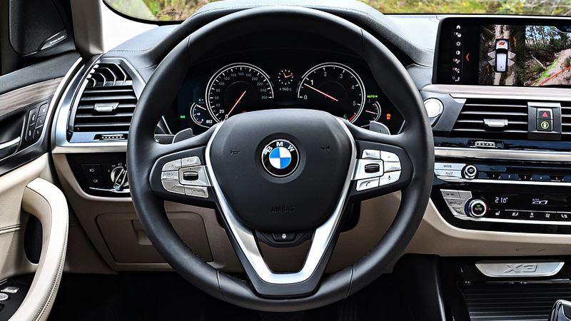 Đánh giá xe BMW X3 2018 hoàn toàn mới - Ảnh 13