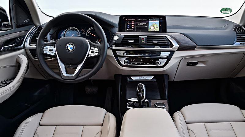 Đánh giá xe BMW X3 2018 hoàn toàn mới - Ảnh 12