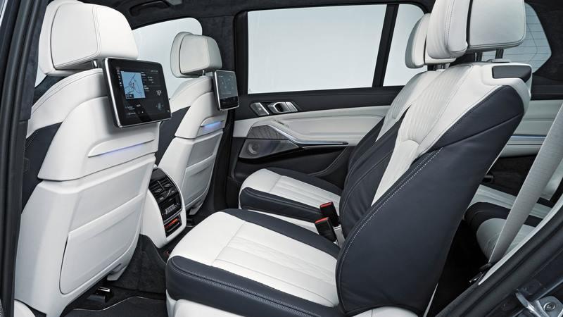 SUV 7 chỗ BMW X7 2019 hoàn toàn mới - đối thủ Mercedes GLS - Ảnh 6