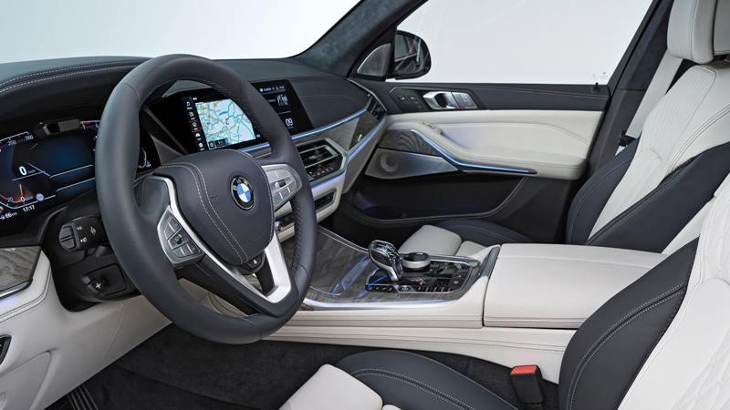 SUV 7 chỗ BMW X7 2019 hoàn toàn mới - đối thủ Mercedes GLS - Ảnh 5