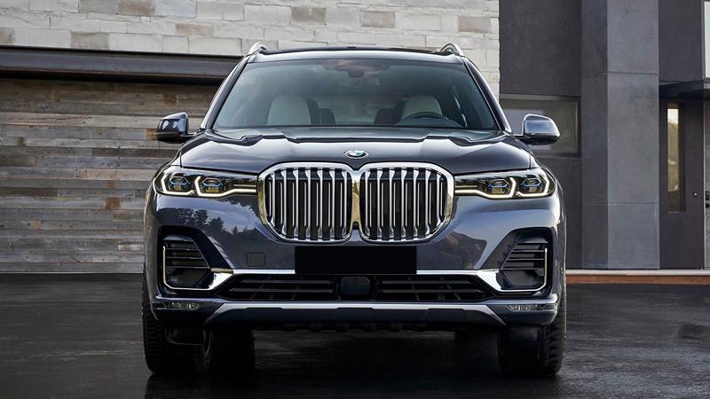SUV 7 chỗ BMW X7 2019 hoàn toàn mới - đối thủ Mercedes GLS - Ảnh 2