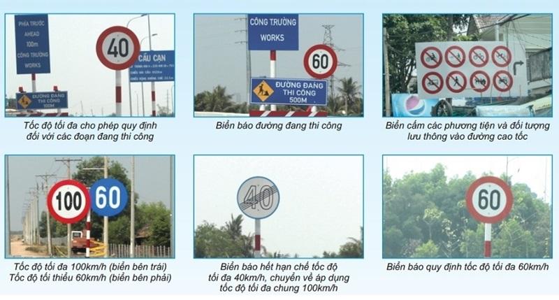 Mức phạt các lỗi vi phạm giao thông trên đường cao tốc - Ảnh 4