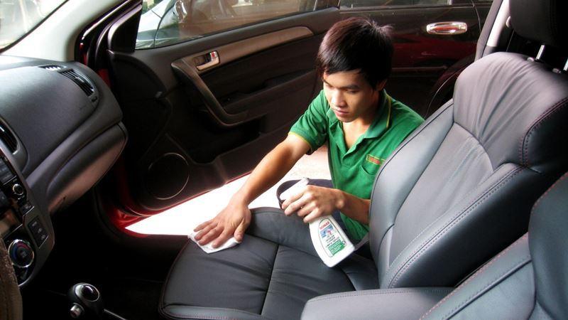 Chăm sóc xe ô tô để giữ xe luôn mới - Ảnh 2