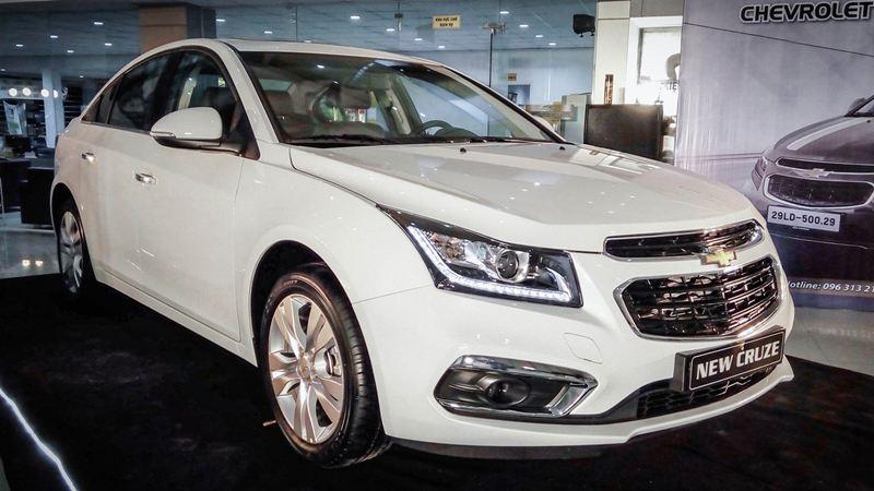 Sedan hạng C dưới 600 triệu đồng, chọn xe nào? - Hình 1