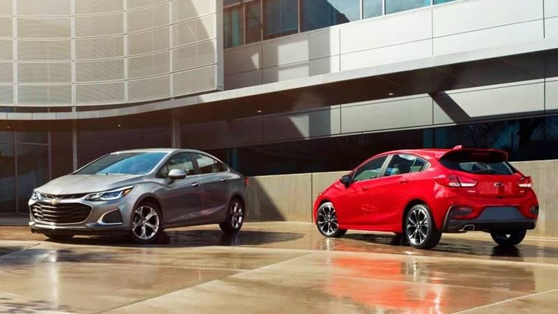 Chevrolet lột xác thể thao cho bộ đôi Cruze, Spark 2019 - Hình 1