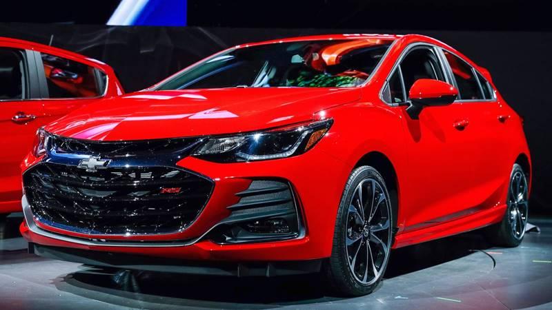 Chevrolet lột xác thể thao cho bộ đôi Cruze, Spark 2019 - Hình 2