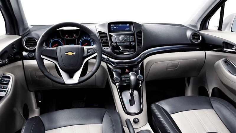 Chevrolet Orlando rũ bỏ thân thế MPV, lột xác thành SUV - Hình 1