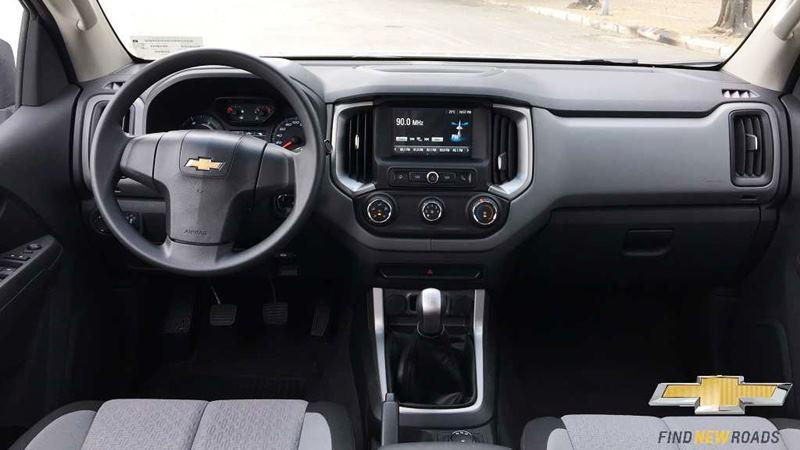 Chevrolet Trailblazer LT 2.5 MT