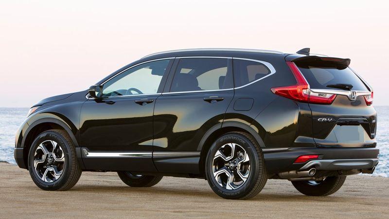 Hình ảnh chi tiết Honda CR-V 2018 hoàn toàn mới - Ảnh 3