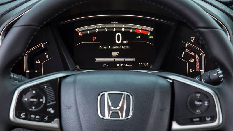 Hình ảnh chi tiết Honda CR-V 2018 hoàn toàn mới - Ảnh 15