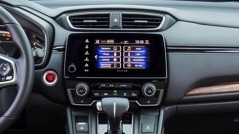Hình ảnh chi tiết Honda CR-V 2018 hoàn toàn mới - Ảnh 12
